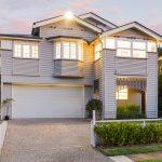 Sustainable Barlow St_Front Elevation Queenslander renovation
