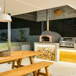 Sustainable Barlow St_Alfresco pizza oven bbq